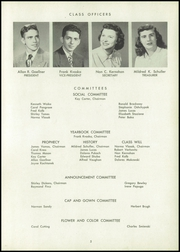 Page 9, 1950 Edition, Rhodes High School - Aries Yearbook (Cleveland, OH) online yearbook collection