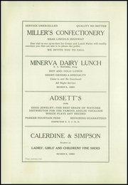 Page 76, 1920 Edition, Minerva High School - Crescent Yearbook (Minerva, OH) online yearbook collection