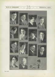Page 14, 1928 Edition, Minerva High School - Crescent Yearbook (Minerva, OH) online yearbook collection