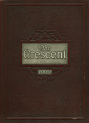 Page 1, 1930 Edition, Minerva High School - Crescent Yearbook (Minerva, OH) online yearbook collection