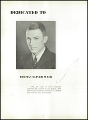 Page 10, 1939 Edition, Minerva High School - Crescent Yearbook (Minerva, OH) online yearbook collection