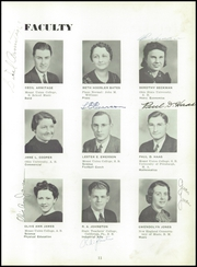 Page 15, 1939 Edition, Minerva High School - Crescent Yearbook (Minerva, OH) online yearbook collection