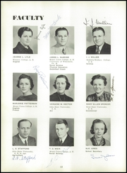 Page 16, 1939 Edition, Minerva High School - Crescent Yearbook (Minerva, OH) online yearbook collection