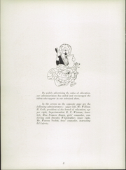 Page 12, 1950 Edition, Minerva High School - Crescent Yearbook (Minerva, OH) online yearbook collection