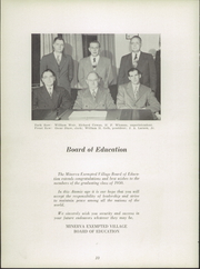 Page 14, 1950 Edition, Minerva High School - Crescent Yearbook (Minerva, OH) online yearbook collection