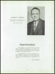 Page 17, 1952 Edition, Minerva High School - Crescent Yearbook (Minerva, OH) online yearbook collection