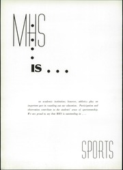 Page 104, 1962 Edition, Minerva High School - Crescent Yearbook (Minerva, OH) online yearbook collection