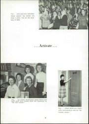 Page 12, 1962 Edition, Minerva High School - Crescent Yearbook (Minerva, OH) online yearbook collection