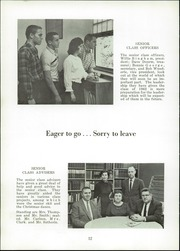 Page 16, 1962 Edition, Minerva High School - Crescent Yearbook (Minerva, OH) online yearbook collection