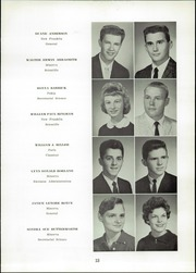 Page 17, 1962 Edition, Minerva High School - Crescent Yearbook (Minerva, OH) online yearbook collection