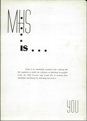 Page 7, 1962 Edition, Minerva High School - Crescent Yearbook (Minerva, OH) online yearbook collection