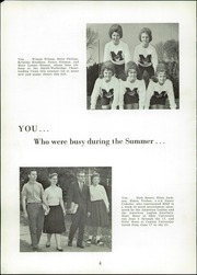 Page 8, 1962 Edition, Minerva High School - Crescent Yearbook (Minerva, OH) online yearbook collection