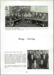 Page 93, 1962 Edition, Minerva High School - Crescent Yearbook (Minerva, OH) online yearbook collection