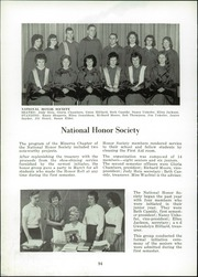 Page 96, 1962 Edition, Minerva High School - Crescent Yearbook (Minerva, OH) online yearbook collection