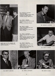 Page 13, 1959 Edition, Harbor High School - Mariner Yearbook (Ashtabula, OH) online yearbook collection