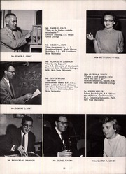 Page 14, 1959 Edition, Harbor High School - Mariner Yearbook (Ashtabula, OH) online yearbook collection