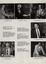 Page 15, 1959 Edition, Harbor High School - Mariner Yearbook (Ashtabula, OH) online yearbook collection