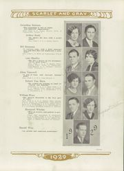 Page 17, 1929 Edition, Mentor High School - Cardinal Notes Yearbook (Mentor, OH) online yearbook collection