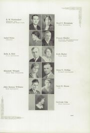 Page 15, 1930 Edition, Mentor High School - Cardinal Notes Yearbook (Mentor, OH) online yearbook collection