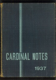 Page 1, 1937 Edition, Mentor High School - Cardinal Notes Yearbook (Mentor, OH) online yearbook collection