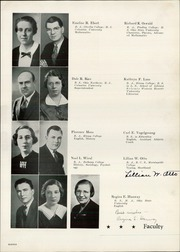 Page 15, 1937 Edition, Mentor High School - Cardinal Notes Yearbook (Mentor, OH) online yearbook collection
