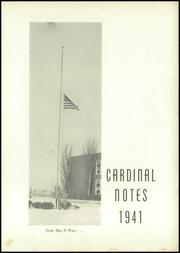 Page 5, 1941 Edition, Mentor High School - Cardinal Notes Yearbook (Mentor, OH) online yearbook collection