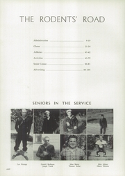 Page 12, 1946 Edition, Mentor High School - Cardinal Notes Yearbook (Mentor, OH) online yearbook collection