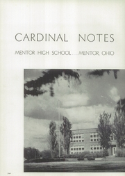 Page 8, 1946 Edition, Mentor High School - Cardinal Notes Yearbook (Mentor, OH) online yearbook collection