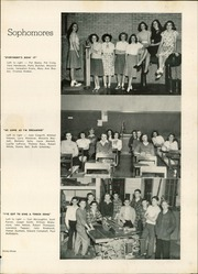 Page 37, 1948 Edition, Mentor High School - Cardinal Notes Yearbook (Mentor, OH) online yearbook collection