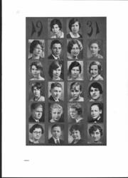 Page 8, 1931 Edition, Harvey High School - Anvil Yearbook (Painesville, OH) online yearbook collection
