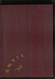 Page 1, 1938 Edition, Harvey High School - Anvil Yearbook (Painesville, OH) online yearbook collection