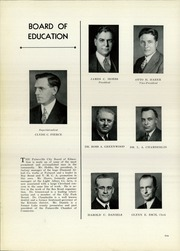 Page 14, 1938 Edition, Harvey High School - Anvil Yearbook (Painesville, OH) online yearbook collection