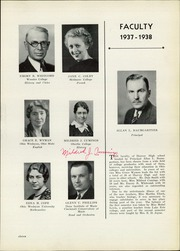 Page 15, 1938 Edition, Harvey High School - Anvil Yearbook (Painesville, OH) online yearbook collection