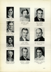 Page 16, 1938 Edition, Harvey High School - Anvil Yearbook (Painesville, OH) online yearbook collection