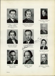 Page 17, 1938 Edition, Harvey High School - Anvil Yearbook (Painesville, OH) online yearbook collection