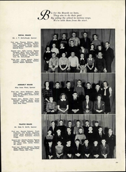 Page 10, 1940 Edition, Harvey High School - Anvil Yearbook (Painesville, OH) online yearbook collection