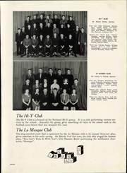 Page 15, 1940 Edition, Harvey High School - Anvil Yearbook (Painesville, OH) online yearbook collection