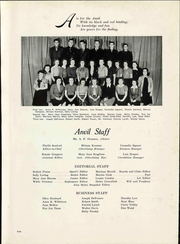 Page 9, 1940 Edition, Harvey High School - Anvil Yearbook (Painesville, OH) online yearbook collection