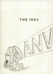 Page 8, 1943 Edition, Harvey High School - Anvil Yearbook (Painesville, OH) online yearbook collection