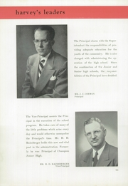 Page 14, 1953 Edition, Harvey High School - Anvil Yearbook (Painesville, OH) online yearbook collection