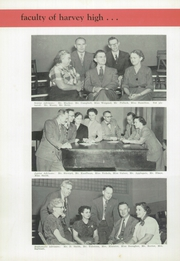 Page 16, 1953 Edition, Harvey High School - Anvil Yearbook (Painesville, OH) online yearbook collection