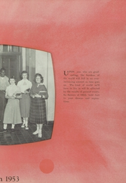 Page 9, 1953 Edition, Harvey High School - Anvil Yearbook (Painesville, OH) online yearbook collection