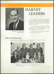 Page 12, 1954 Edition, Harvey High School - Anvil Yearbook (Painesville, OH) online yearbook collection