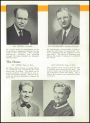 Page 13, 1954 Edition, Harvey High School - Anvil Yearbook (Painesville, OH) online yearbook collection