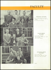 Page 15, 1954 Edition, Harvey High School - Anvil Yearbook (Painesville, OH) online yearbook collection