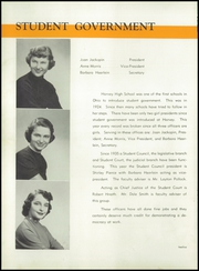 Page 16, 1954 Edition, Harvey High School - Anvil Yearbook (Painesville, OH) online yearbook collection