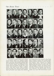 Page 14, 1940 Edition, Alliance High School - Chronicle Yearbook (Alliance, OH) online yearbook collection