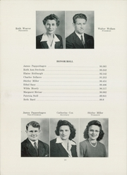 Page 12, 1944 Edition, Alliance High School - Chronicle Yearbook (Alliance, OH) online yearbook collection