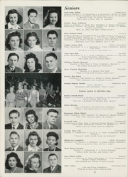 Page 14, 1944 Edition, Alliance High School - Chronicle Yearbook (Alliance, OH) online yearbook collection