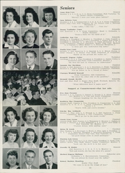 Page 15, 1944 Edition, Alliance High School - Chronicle Yearbook (Alliance, OH) online yearbook collection